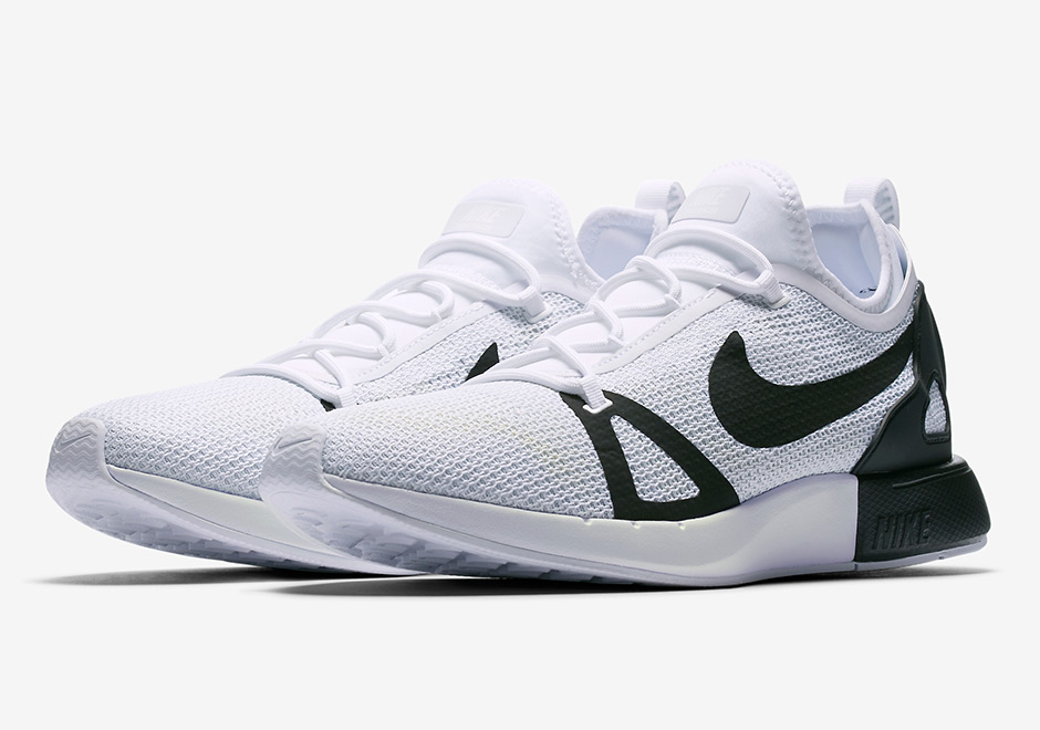 Along with the Nike Air Mariah Flyknit, Nike Sportswear is revamping  another vintage racing shoe this summer, the Duellist. Originally released  in 1988, ...