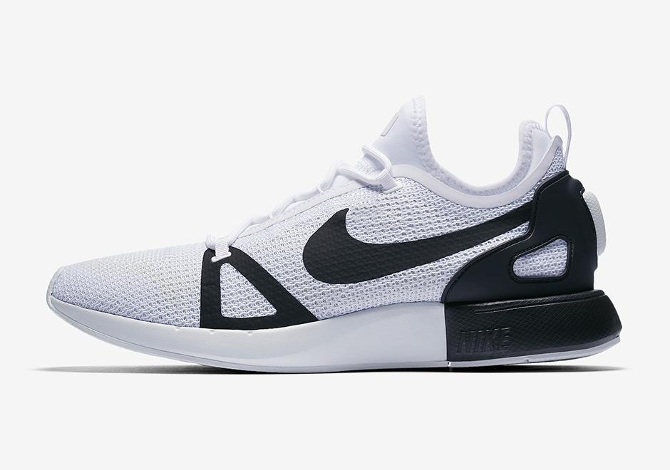 Nike Men's Duel Racer White/Black 918228-102