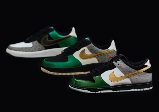 Nike Revives The CO.JP Era With Exclusive Dunk Release