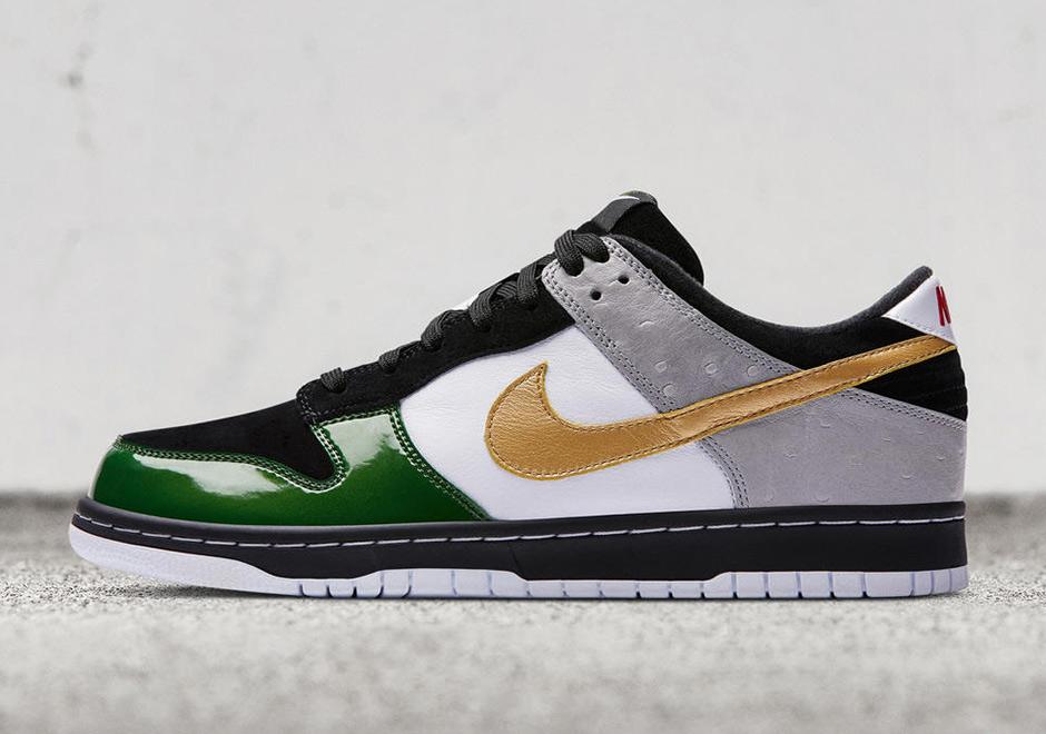 mita sneakers Nike Dunk Low OnkoChinshin Release Date