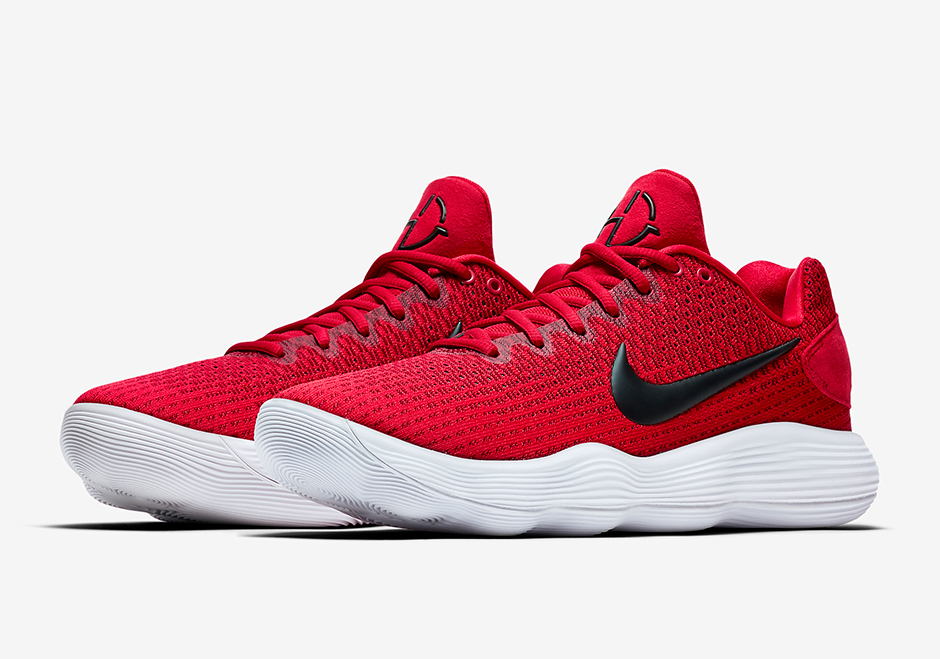 c1372f3e2186 Nike Hyperdunk 2017 Low Release Date  Summer 2017. Color  Team Red Black- White