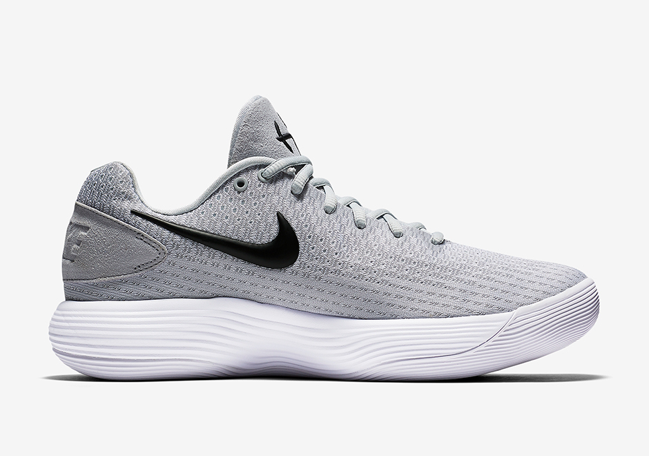 43b4ec8f1c55 Nike Hyperdunk 2017 Low Release Date  Summer 2017. Color  Black Black-White