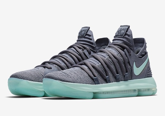 """Nike KD 10 """"Igloo"""" Releases In Mid-July"""