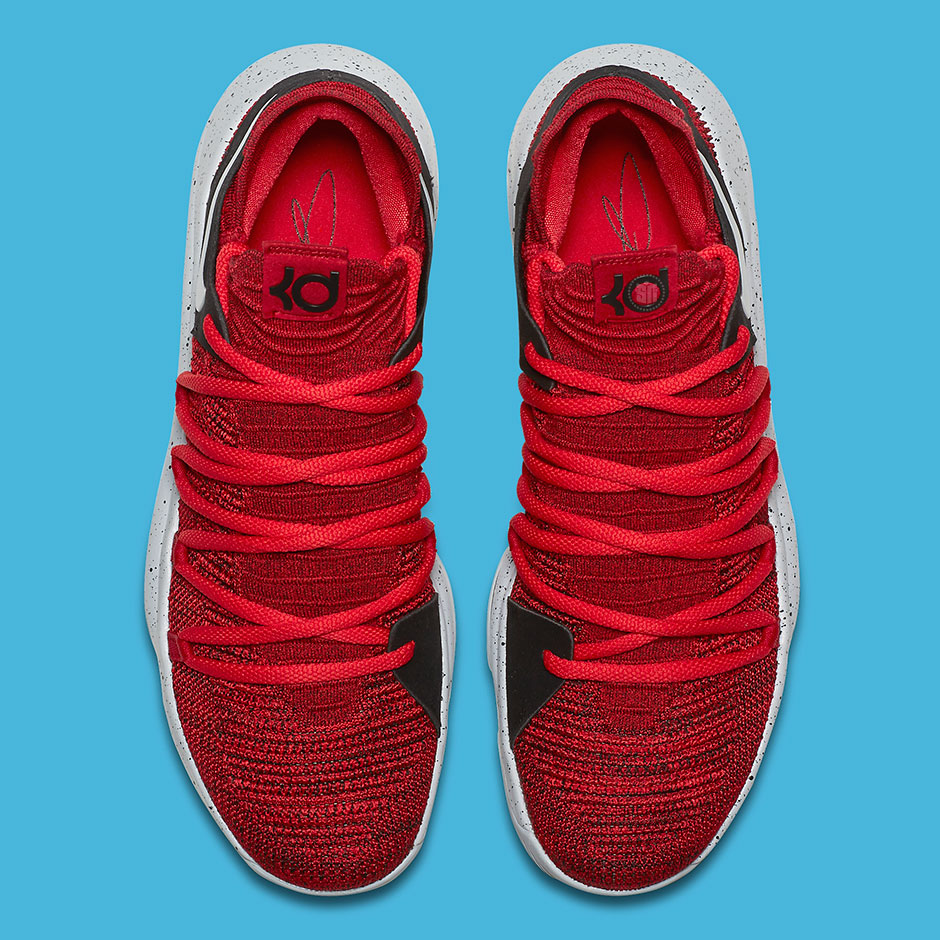 6df35652ccaa Nike KD 10. Release Date  September 2017  150. Color  University Red Black