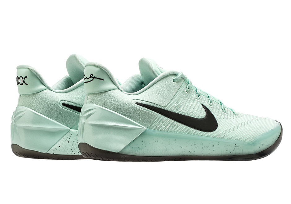 "Things are getting icy for the Nike Kobe A.D. with this new ""Igloo""  colorway to help combat some of the summer heat. The minty fresh look for  the first ..."