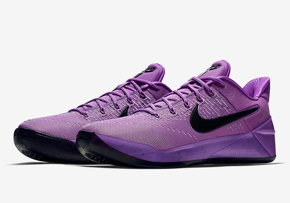 Nike Kobe AD Purple Stardust Release