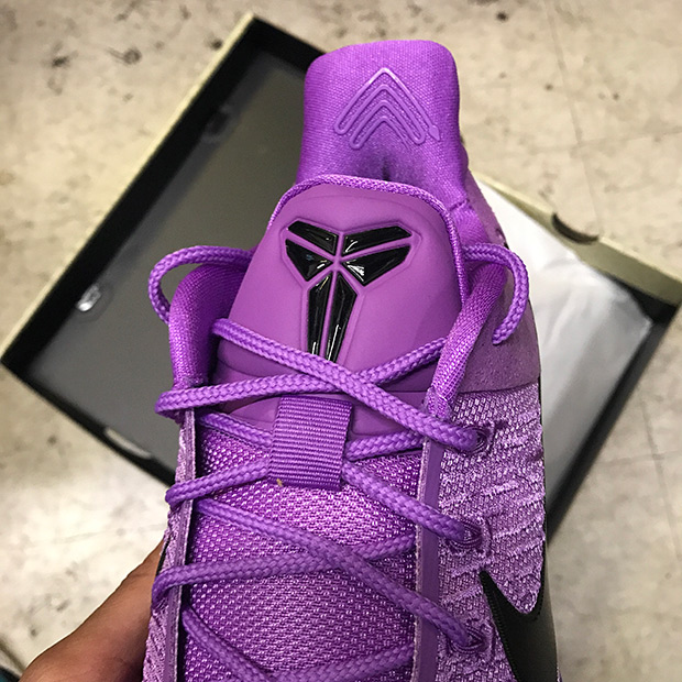 "9283beb644cf ... Nike Kobe AD ""Purple Stardust"" Release Date June 30th"