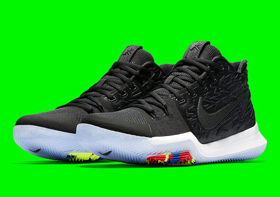 Nike Kyrie 3 852395-009 Release Date | SneakerNews.com