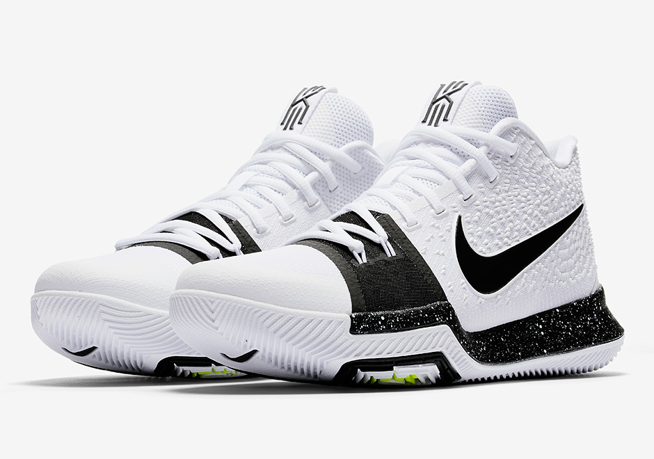 a39438cd943 ... mens size 8.5 basketball d7835 34df6  inexpensive update the nike kyrie  3 cookies and cream aka yin yang 45b18 87f26