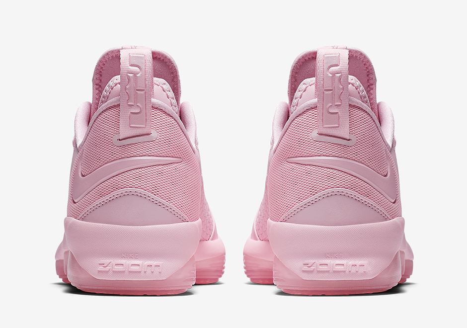 "Nike LeBron 14 Low ""Pastel Pink"" Release Date  July 7th 8dc95be363"
