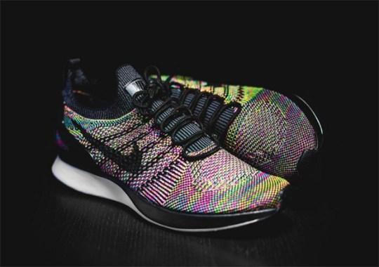 "Nike Zoom Mariah Flyknit Racer ""Multi-Color"" Coming Soon"