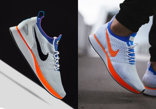 Are There Two Versions Of This Nike Mariah Flyknit Racer?