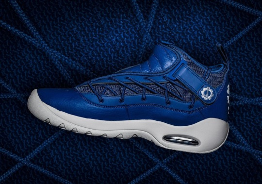 The Nike Air Shake NDestrukt Releases In Royal Blue