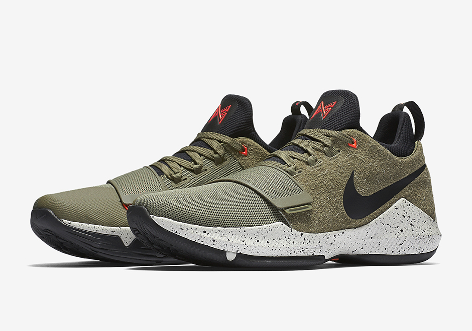 Nike Basketball and Paul George made up for some lost time by introducing  an exemplary first signature model with the PG 1. That horrific leg injury  that ... bdaefe18e