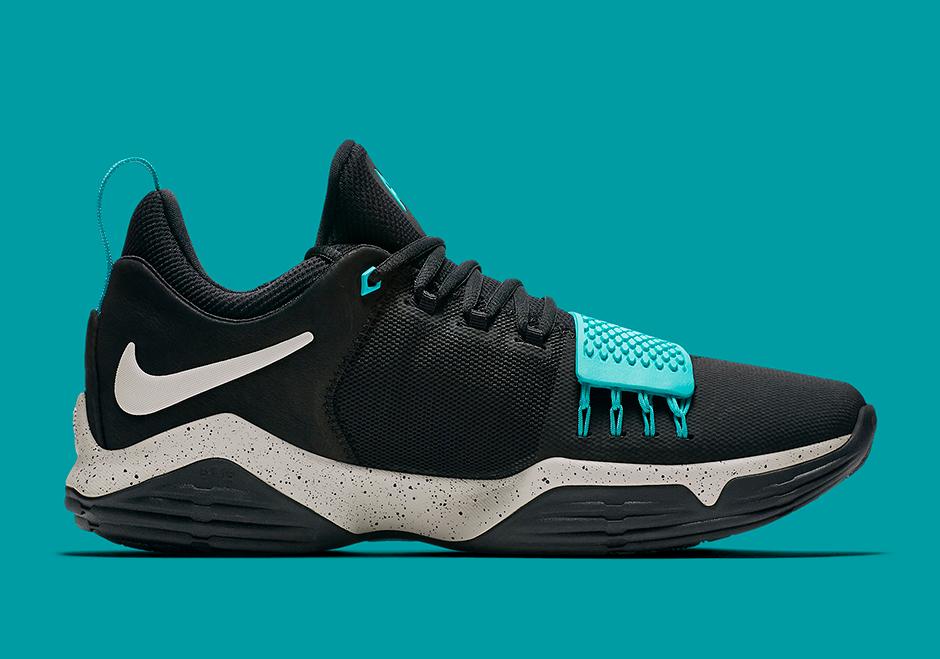 "99c6dc01340 Nike PG 1 ""Light Aqua"" Release Date  July 22nd"