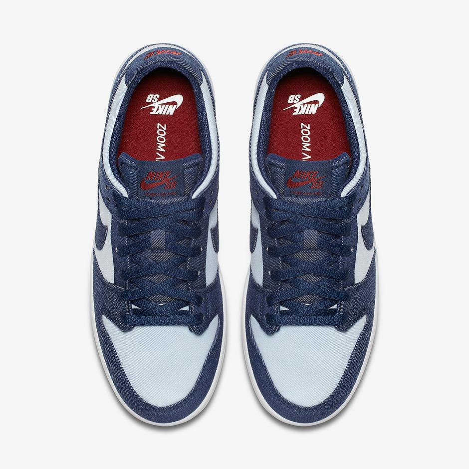 low priced e7a7c f43ad Nike SB Dunk Low Pro Color: Binary Blue/Binary Blue-Hydrogen Blue