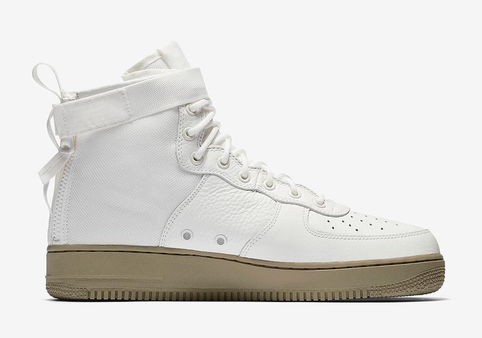 Nike SF-AF1 Mid Ivory 917753-101