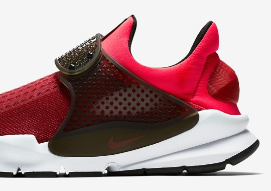 The Nike Sock Dart Returns With Nylon Uppers In Three Colors