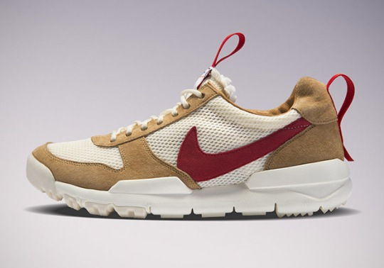 Tom Sachs And Nike Are Releasing The Mars Yard 2.0