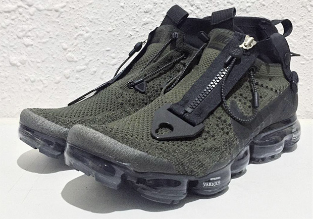 promo code b5e82 a10ea The Nike VaporMax Customized With ACRONYM Inspiration