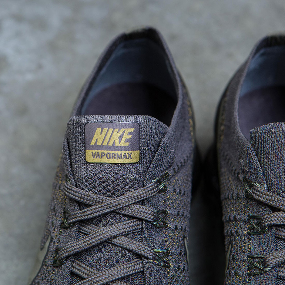 2130b82bdcc5a Color Midnight Fog Cargo-Khaki Nike Flyknit Racer Air Max 90 Supreme  Offwhite 95 Vapormax 98 Mens Size 13 Shoes ...