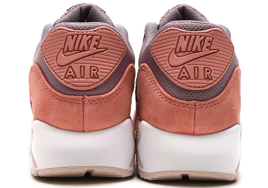 Taupe Nike Air Max 90 Donne Premium mCxHi