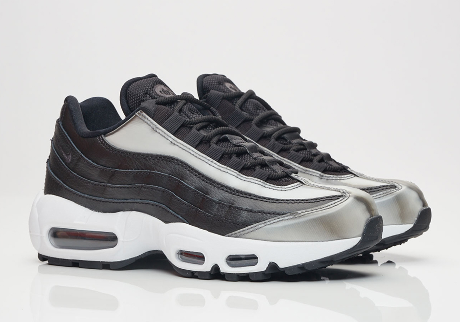 The Nike Air Max 95 has been privy to more than a few premium takes as of  late e0ae90dc2