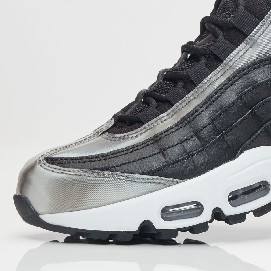 Nike Air Max 95 Brushed metal 918413-001  aee2e8f86
