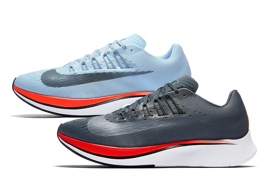 best website 86968 c95bc Nike Zoom Fly Ice Blue 880848-401 | SneakerNews.com