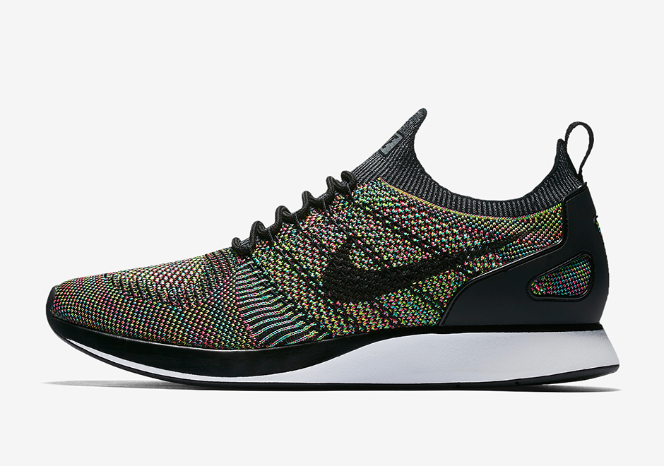 80c4886b06f Nike Zoom Mariah Flyknit Racer Multi Color Release Date 917658-101 ...