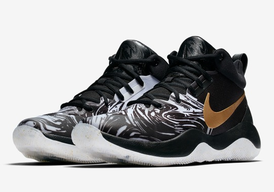 """Nike Just Released This Zoom Rev """"BHM"""" PE"""