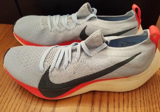 Nike's Unreleased BREAKING2 Shoe Made For Eliud Kipchoge Appears On eBay