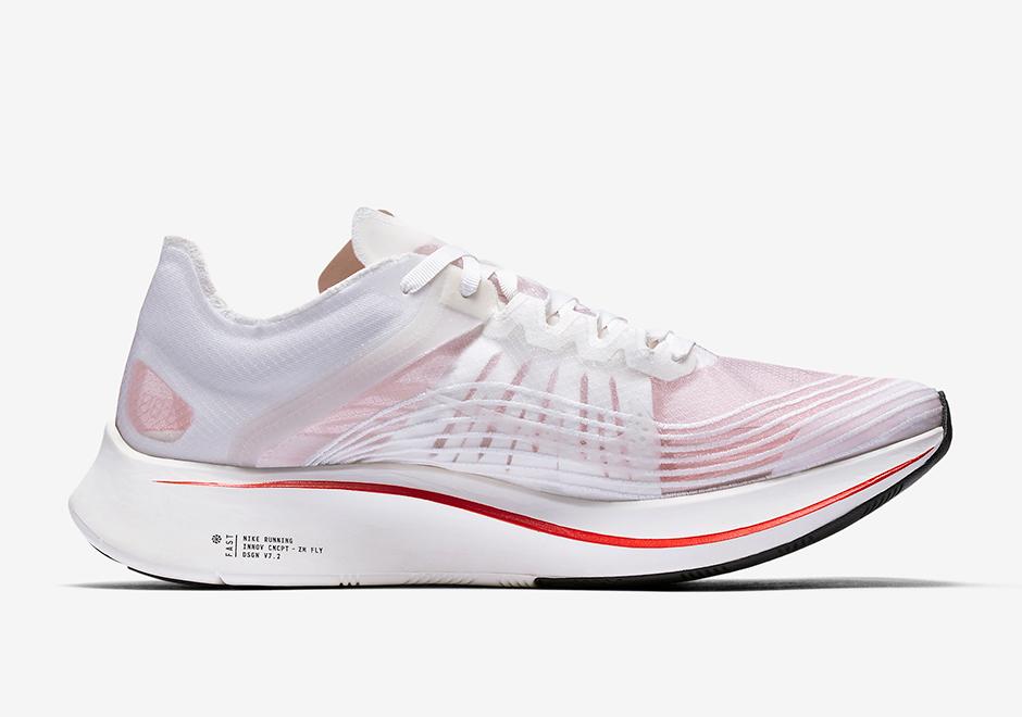 bb3c9bb5522d8 NikeLab Zoom Fly SP Breaking2 Release Date AA3172-100