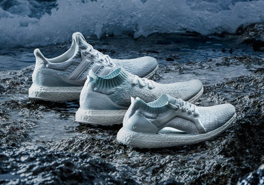 The Next Parley x adidas Collection Raises Awareness Of The Threat Of Coral Bleaching
