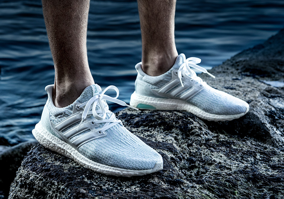 Parley Adidas Ultra Boost Quot Coral Bleaching Quot Release Date