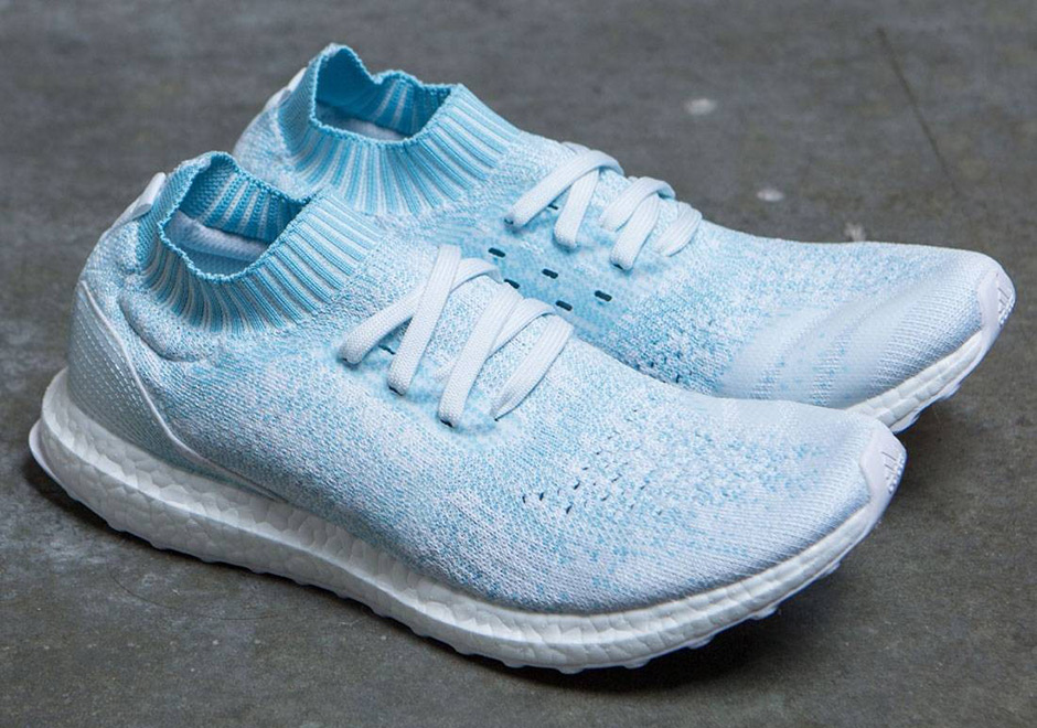 18031267ea899a ... sweden parley adidas ultra boost white teal collection global release  date 5 fd93c 68f4b