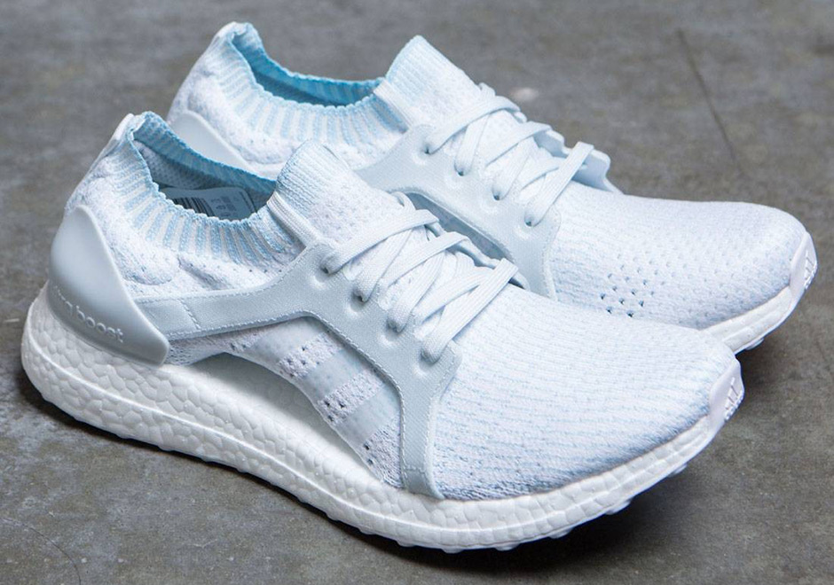b7459e7fdad3 Parley adidas Ultra Boost White Collection Global Release Info ...