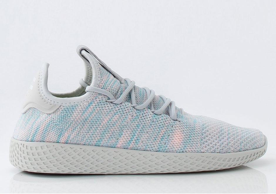 Pharrell Williams Tennis Shoe Mint