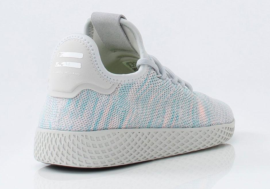 e9fafd7c5555a ... Pharrell x adidas Tennis Hu Release Date July 21st