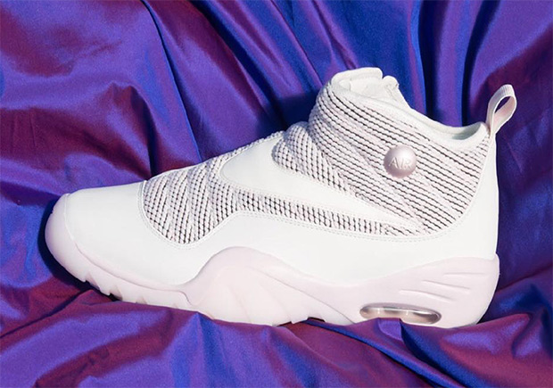 """Pigalle Calls This Nike Air Shake NDestrukt The """"Carmen Electra"""""""