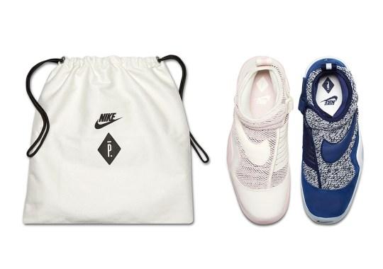Detailed Look At The Pigalle x NikeLab Air Shake NDESTRUKT