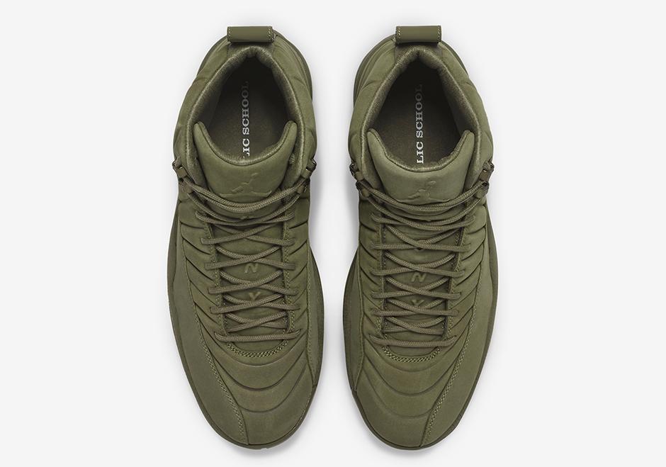 7a617fc23082 PSNY Air Jordan 12 City Pack Coming To Nike.com