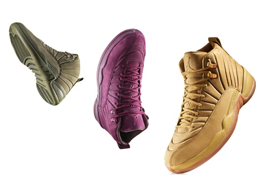 Public School Reveals Full Release Details For Upcoming Air Jordan 12 Collection