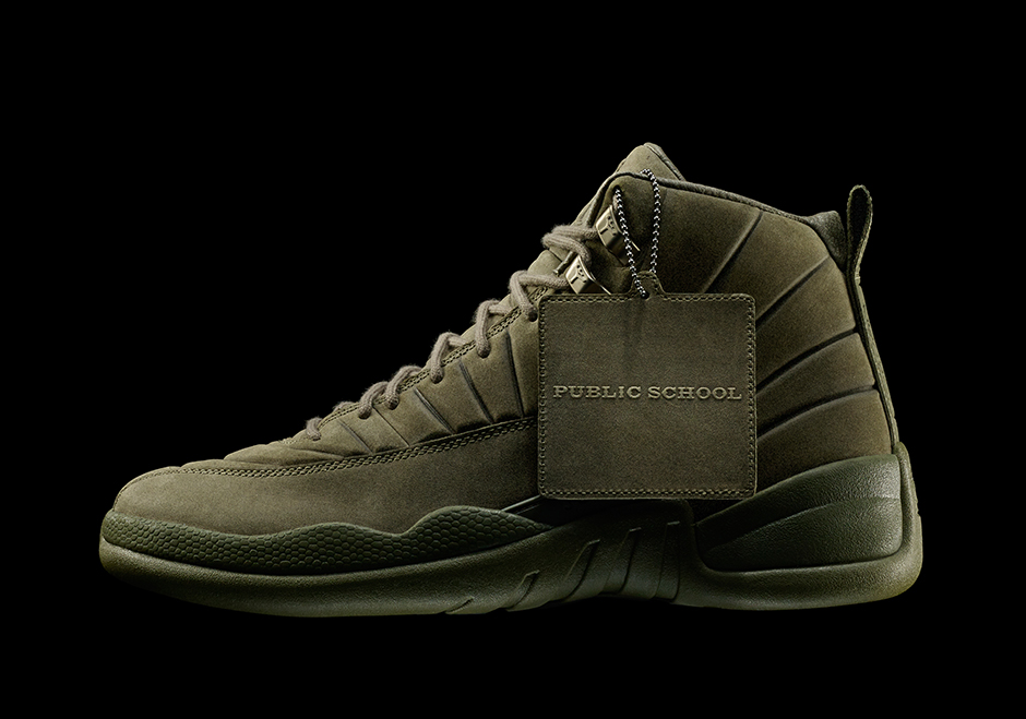 bfb8327de4c4fa PSNY x Air Jordan 12 Collection Release Date  June 28th