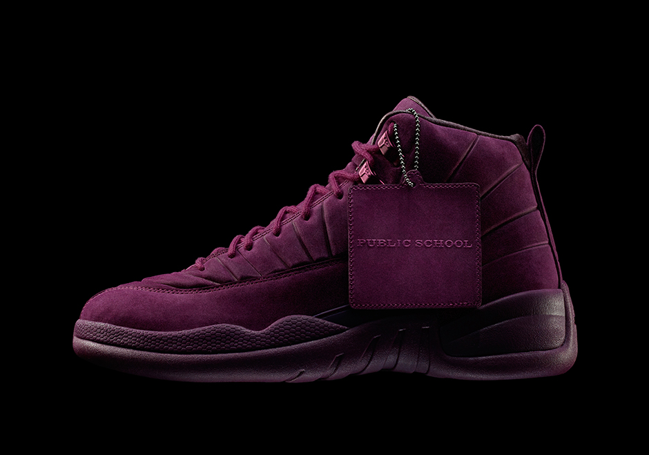 new arrival 7b528 ca49b Public School Air Jordan 12 Collection Release Date ...