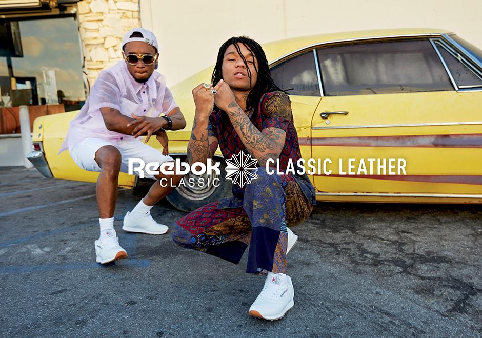 553d631aa30b Rae sremmurd reebok classic leather campaign jpg 940x659 Shoes rae sremmurd