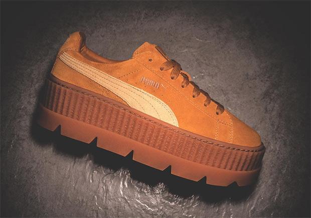 timeless design 042ba 6fd8e Puma Rihanna Creeper - Where to Buy Online | SneakerNews.com