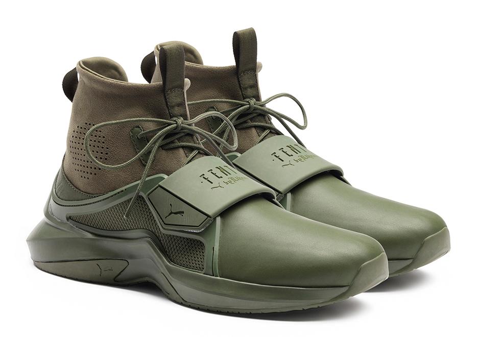 new fenty puma shoes