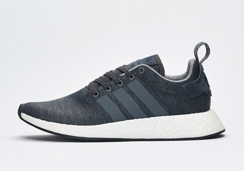 SneakersNStuff adidas NMD R2 Grey