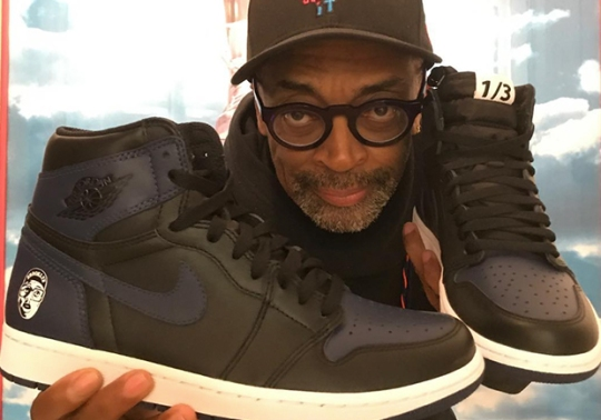 The Spike Lee x Air Jordan 1 Quickstrike Releases Tomorrow Only In Brooklyn